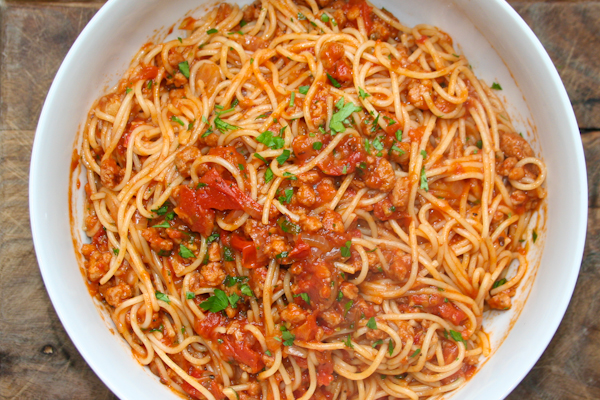 Bolognese 1 von 1 Fasten Bolognese