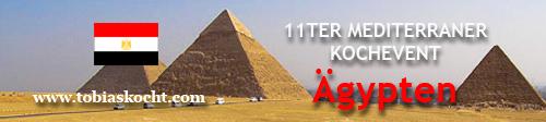 bannerlargeD 11ter mediterraner Kochevent   Ägypten