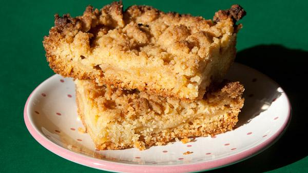 Apfel Streussel Kuchen 2 von 3 Apfel Streuselkuchen
