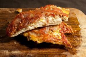 Hühnchenbrust mit Prosciutto