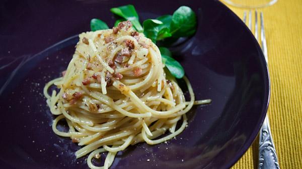 Spaghetti Carbonara 1 von 1 Spaghetti Carbonara